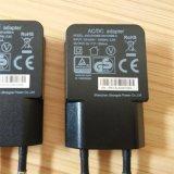 Adattatore del caricatore di corsa del USB della spina 5V1.2 (1200mA) dell'Ue