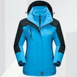 방수 스포츠용 잠바 남녀 공통 가득 차있는 지퍼 겨울 옥외 운동 Snowboad 재킷