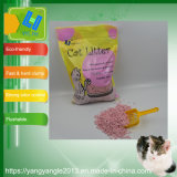 Limpieza de Mascotas Gatos de Tofu.