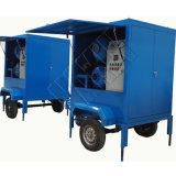 Zym-100 (6000 L/H) Les équipements de recyclage d'huile de transformateur mobile
