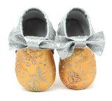 Couro barato Sport Casual calçado para criança