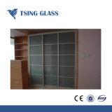 Стекло / Finger-Print Semi-Transparent свободного стекло / Кислота выбиты стекла / матовое стекло / Sandblasted стекла