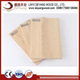 Resistente al agua de contrachapado de madera contrachapada de comercial/fantasía / chapa de madera de madera contrachapada frente