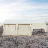 Дом для тяжелого режима работы Safari палатка хлопок палатка четыре сезона водонепроницаемый палатка