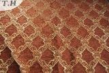 Paño de la cubierta del sofá del estilo de Gemotric del Chenille para Suramérica