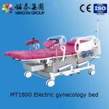 Tabela de entrega MT1800 com marcação de ginecologia