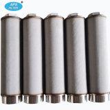 필터 제조자 공급 스테인리스 원통 모양 기름 필터 초