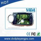 LÄRM zwei Auto DVD für Toyota Yaris 2012 mit Selbst-DVD GPS