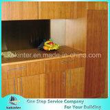 Tarjeta de múltiples capas de madera sólida, roble blanco/abedul/haya/bloque de carnicero de Worktop de la encimera de la madera del arce