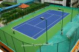 最も安い屋内テニスPVCプラスチックはフロアーリングのマットを遊ばす