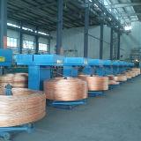 Fil de cuivre de PVC de faisceau