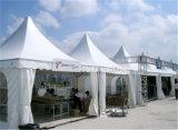 屋外党結婚式のための反紫外線大きく白いテント