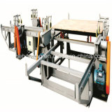 Le bois de la machinerie/ Four-Sides Slideway Sawer avec