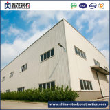 Легко установите полуфабрикат здание для фабрики стальной структуры