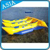 고품질 UV 수상 스포츠 용 풍선 비행 물고기 보트 를 보호