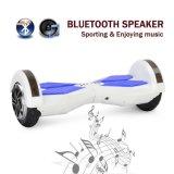 """8 """" Bluetooth 2 de Slimme Zelf In evenwicht brengende Elektrische Autoped Unicycle van Wielen hangt Raad"""