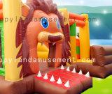 Надувные Lion темы Bouncer Съемная перемычка