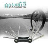 Мини-функция заводе питания 9 В 1 лучших велосипед Multi-Tool
