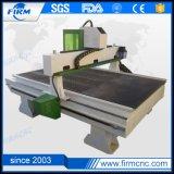 Máquina de alta velocidad del CNC de la carpintería del eje de rotación de la refrigeración por agua