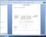 Analizzatore oftalmico superiore del campo visivo della strumentazione della Cina (APS-T00)