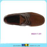 Хозяйственные кожаный ботинки шлюпки для людей