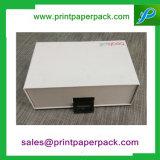 Коробка подарка закрытия изготовленный на заказ картона магнитная