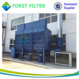 Apparatuur van de Collector van het Stof van de Filter van Forst de Auto