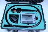 Indústria portátil Videoscope com ponta de 4 articulações, objectiva de 5,5 mm, lente de sonda pode girar 360 graus.
