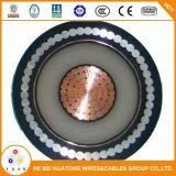 11Kv médio isolamento XLPE cabo de alimentação para transmissão de energia