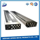 Injection de moule métallique de précision d'OEM estampant les pièces en aluminium pour la bride d'étagère