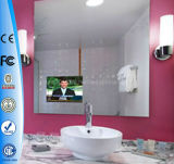 42 pouces annonçant des miroirs avec des détecteurs