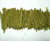 Fagiolo verde inscatolato 800g in imballaggio dello stagno