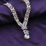 بالجملة زركون زفافيّ تصميم نمو [جولّري] إفريقيّة نوع ذهب عقد عرس مجوهرات مجموعة