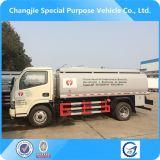 L'exportation vers l'Afrique Dongfeng 4X2 5000L camion-citerne à carburant, réservoir de carburant camion, chariot de l'huile