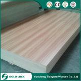 Madera contrachapada del anuncio publicitario de la madera dura de Combi del álamo