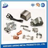 Maschinell bearbeiteter CNC zerteilt Präzisions-Blatt-das Edelstahl-/Aluminiummetallstempeln