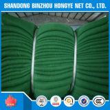 緑の足場HDPEによって編まれる構築の安全策