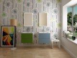 Mobilia di superficie solida di pietra di marmo artificiale della stanza da bagno del Governo di stanza da bagno del bacino
