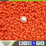 заводская цена на EVA Masterbatch оранжевого цвета