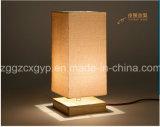 Lampada di legno popolare della Tabella/lampada di scrittorio molti stili (CX-TL01)
