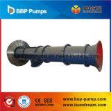 Pompe d'écoulement axial verticale