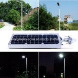 luz impermeável da rua da lâmpada da segurança do jardim do sensor de movimento da potência solar do diodo emissor de luz 60W