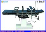 Mesa de operaciones quirúrgica ajustable del manual del uso general del equipo del hospital de ISO/Ce