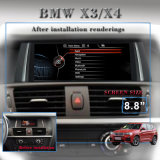 BMW 2+32g X3 F25 Android 7.1 (2010.9--)/BMW X4 F26 (2014.4--) видеоий видео-плейер DVD 3G WiFi GPS Navradio автомобиля 2DIN стерео в блоках w GPS черточки