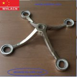 Stainless Steel Investment Casting Staircase Spider Fitting Precision Casting