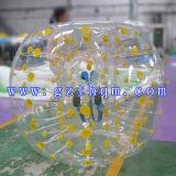 [أموسمنت برك] جسر كرة قابل للنفخ مصدّ كرة/إنسانيّة قابل للنفخ مصدّ فقاعات كرة