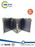 Army Green Color 10.5W Paquete plegable del cargador del panel solar