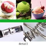 Acero inoxidable cuchara del helado