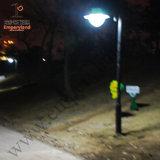 5W noir IP65 Lumière solaire de jardin (DZ-TT-221) Luminaires décoratifs