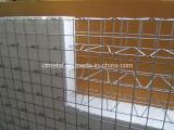 Гальванизированная квадратная панель конструкции сетки